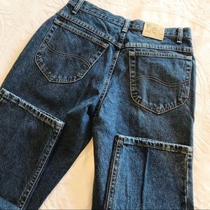 Vintage | Lee 90's High Waisted Mom Jeans